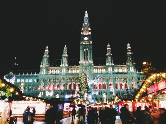 Rathaus' Christkindlmarkt
