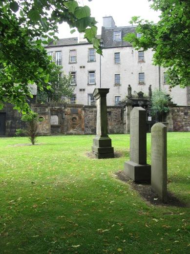 Greyfriars, Edimburgo, Scozia. Estate 2014